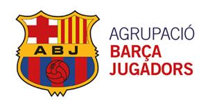 logotipo agrupació barça jugadors