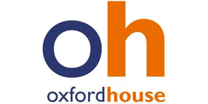 logotipo oxford house