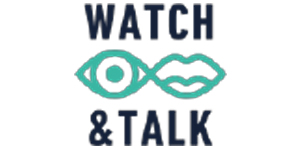 logotipo watch&talk
