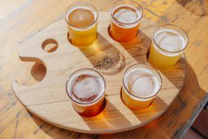 taller cata cervezas rubias